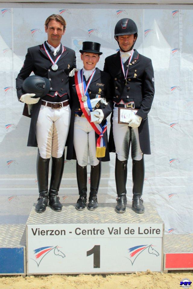 Victoire aux Championnats de France