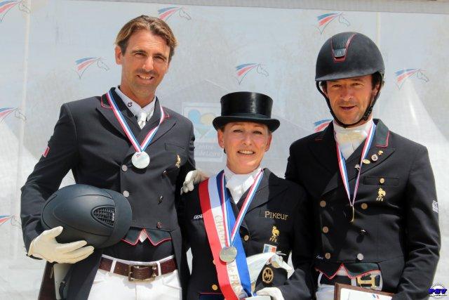 Sieg bei den Französischen Meisterschaften 2015