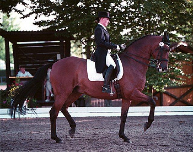 Vice-championne du Bade-Wurtemberg en 2001