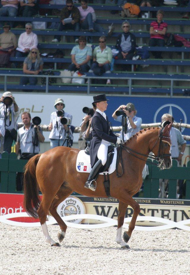 Jeux Equestres Mondiaux d'Aix-la-Chapelle (2006)