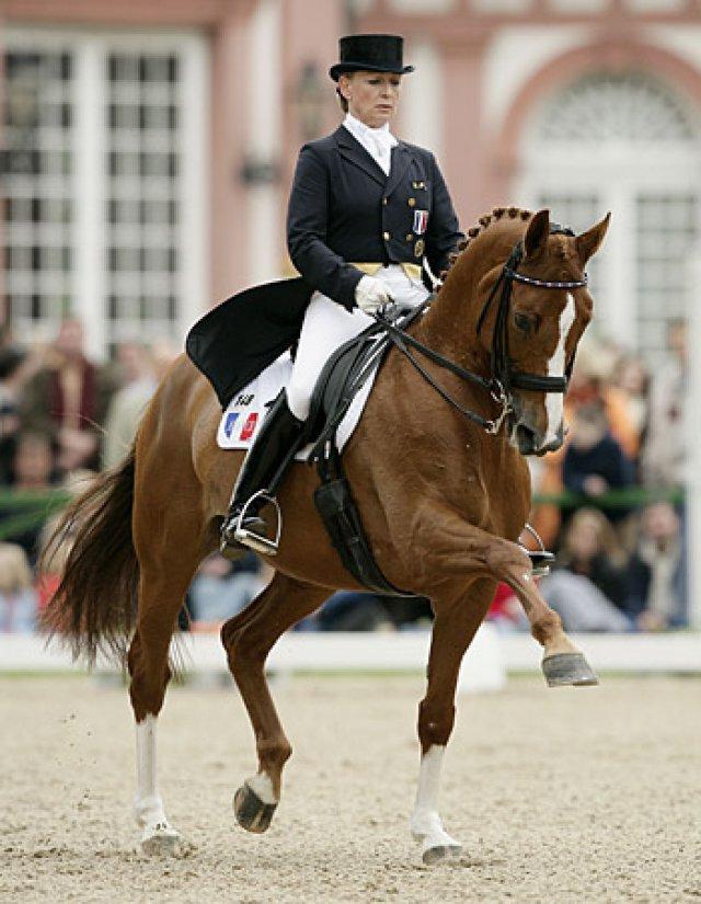 Wiesbaden 2006 : 2ème place dans le Grand Prix