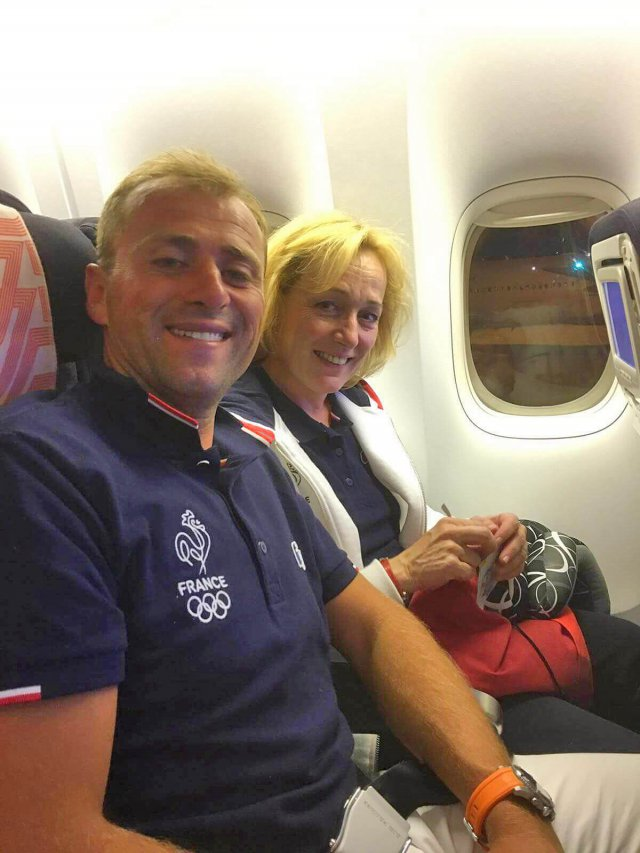 Anreise nach Rio
