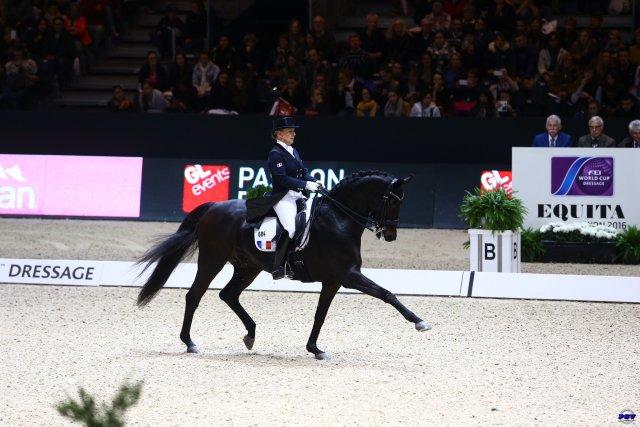 Ricardos Weltcup-Debüt in Lyon: 76,6% und 7. Platz