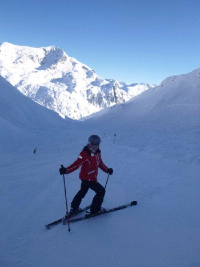 Une Passion de Karen: le ski