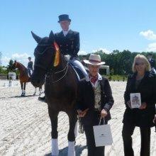 3. Platz im Grand Prix von Deauville: unser bestes internationales Ergebnis!